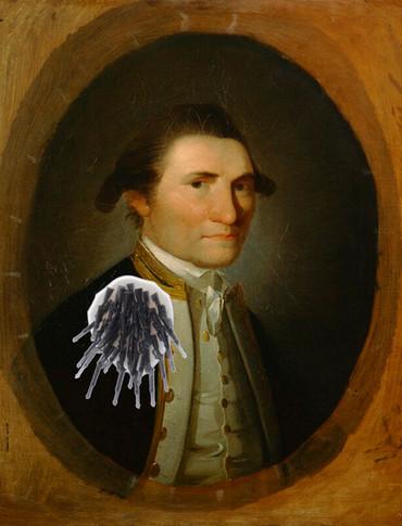 IsabelleBusnel-James Cook badge of muske