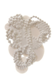 melted pearls