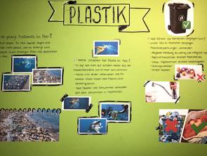 Plastik vermeiden!
