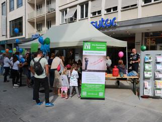 Impressionen vom Kindertag in Ingolstadt