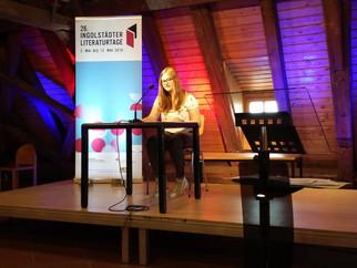 Unsere Kathi - Siegerin des Schreibwettbewerbs!