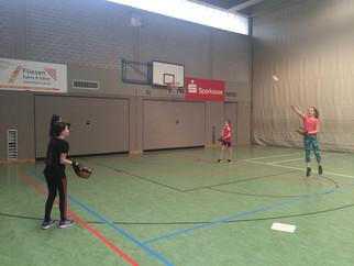 Softball an der TRS