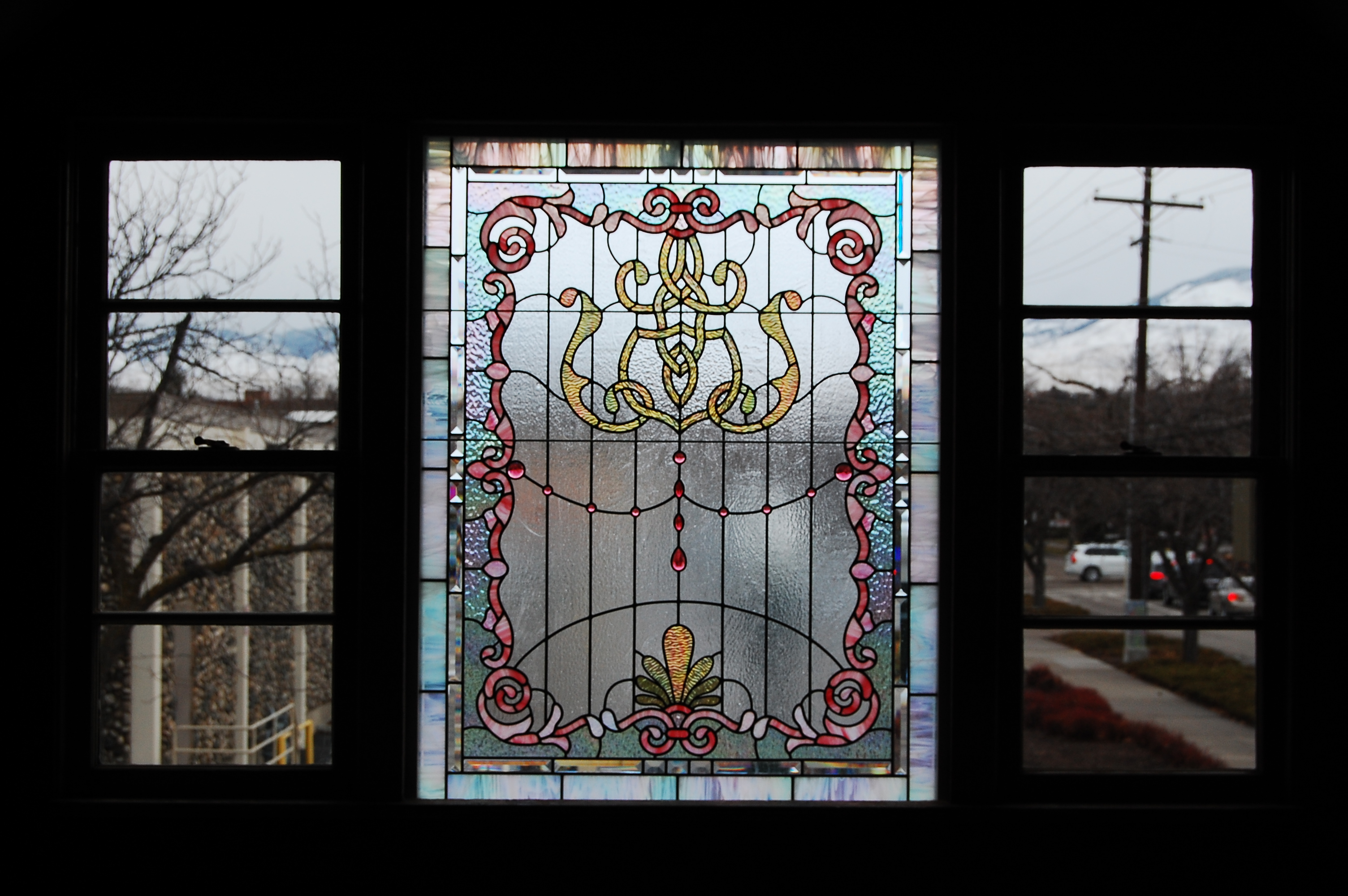 Handcrafted Stained Glass