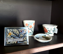Handcrafted Art Pottery