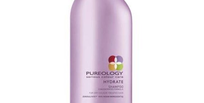 Pureology Hydrate Moisturizing Shampoo 8.5oz