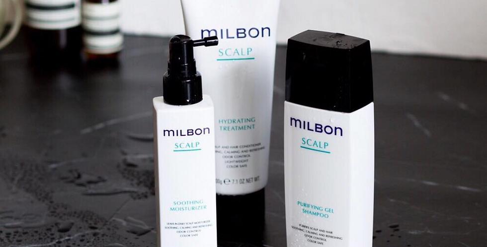 MILBON Scalp Soothing Moisturizer 4.1oz