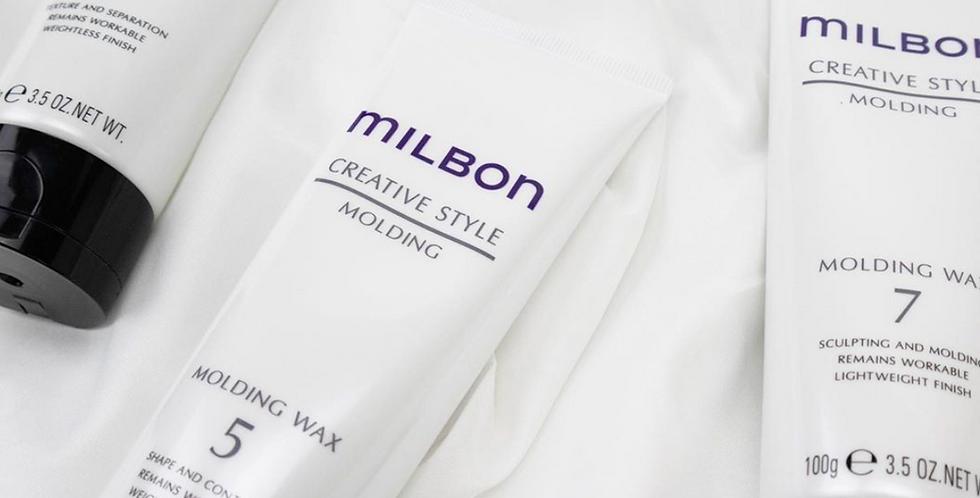 MILBON Molding Wax5/Wax 7, 3.5oz