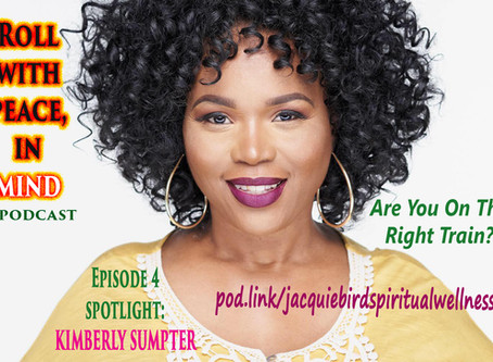 Are You On The Right Train? Riding On The Urge, SPOTLIGHT ON: Kimberly Sumpter