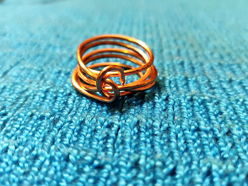 Copper Ring Handmade