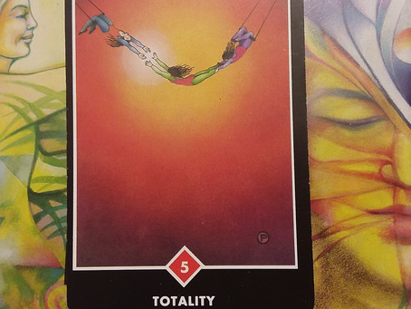 Daily Meditation: TOTALITY, Being In The Present Moment