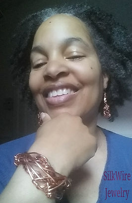 Jacquie Bird Creator/Owner of SilkWire Jewelry & StressBusters Guided Meditaton