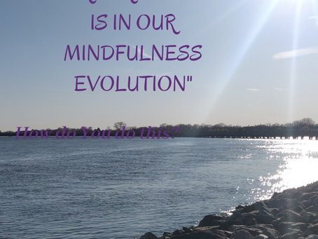 Tap Into The Depths Of Your Soul in Mindfulness