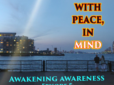Awakening Awareness: Taking Responsibility For Self–On The Mindfulness Tip Episode 5