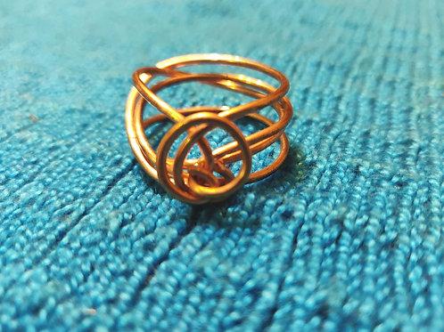 Copper Ring handmade