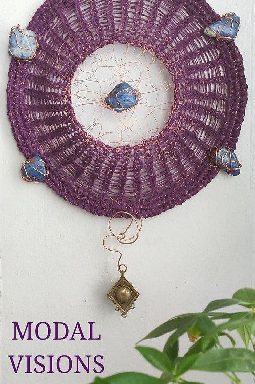 The Royal Mandala of Lapis Lazuli