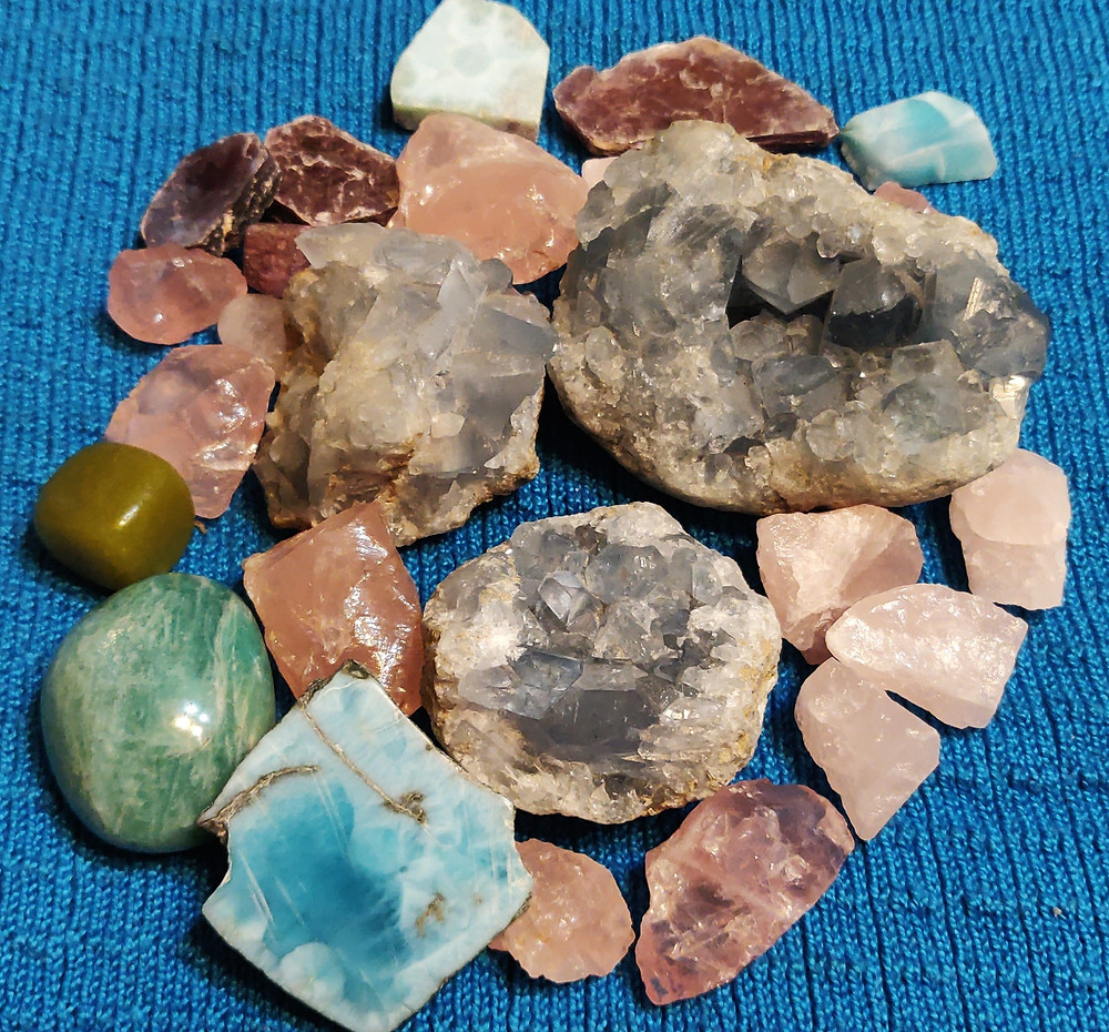 Gemstones & Crystals for Stress Relief Jacquie Bird, Spiritual Wellness