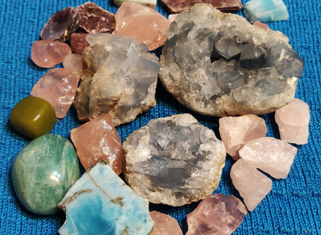 GOT STRESS? GEMSTONES & CRYSTALS FOR STRESS RELIEF