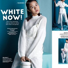 White Now - CLEO January 2019