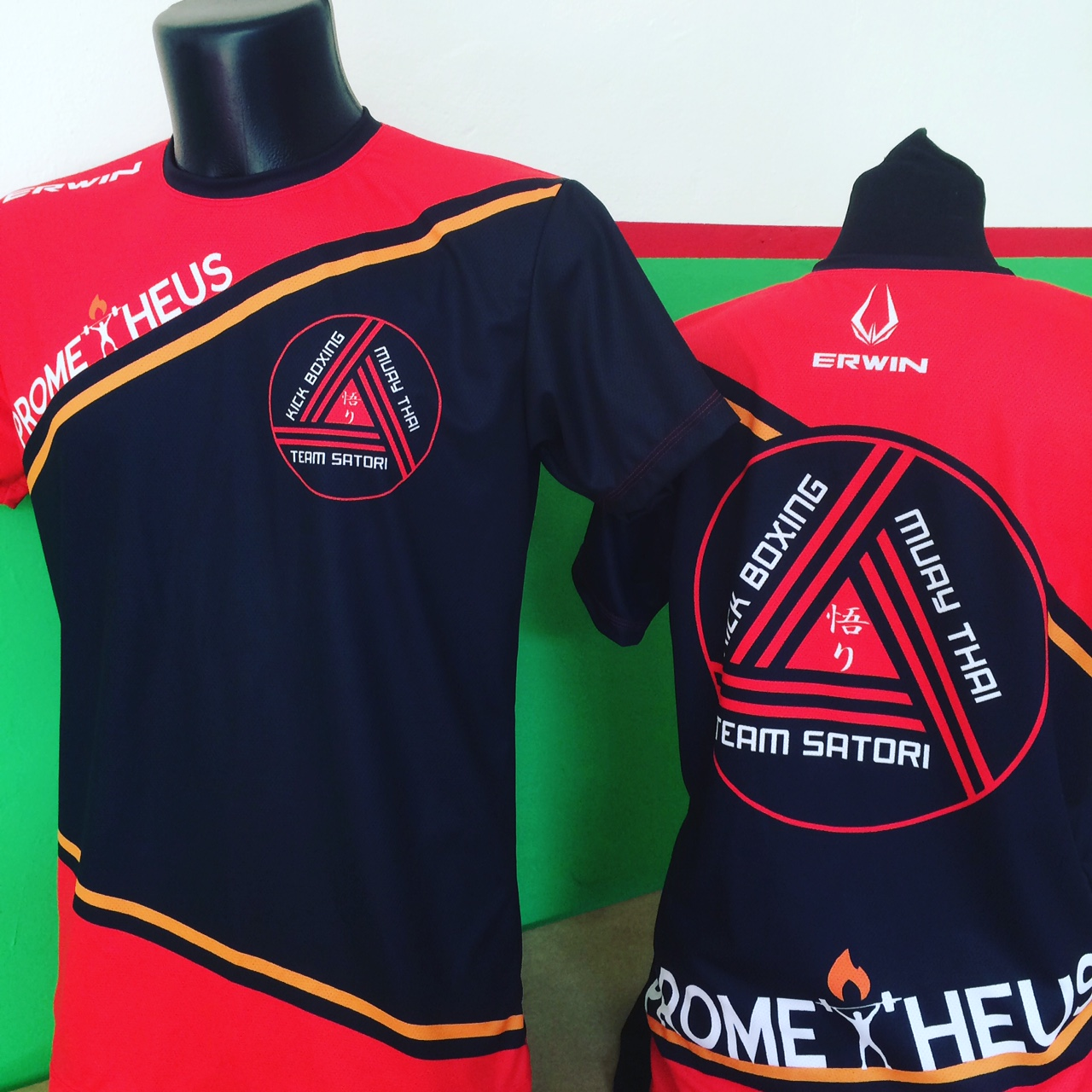 tshirt custom