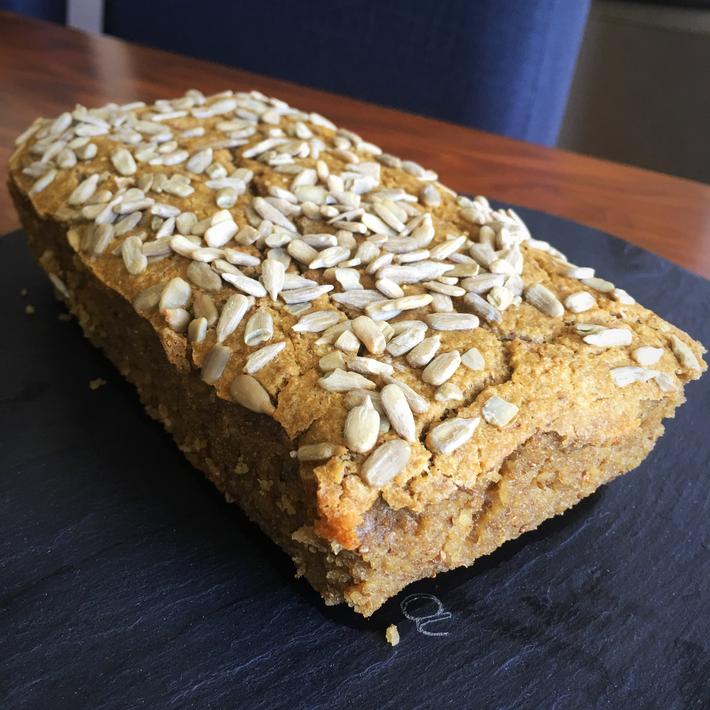Pan de Quinoa y Chía (Sugar-Gluten Free)