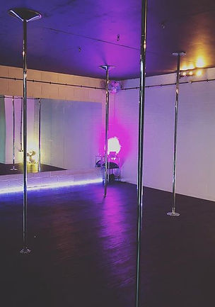 Looking to try pole fitness__Join us in