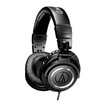 Auscultadores Audio Técnica M50
