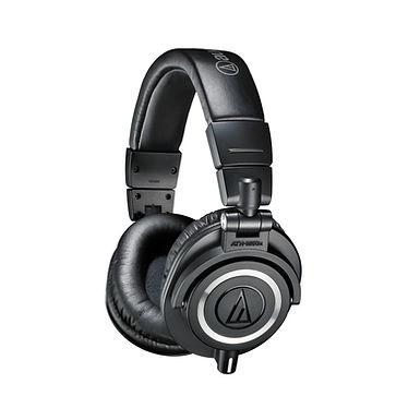Auscultadores Audio Técnica M50x c/3 cabos