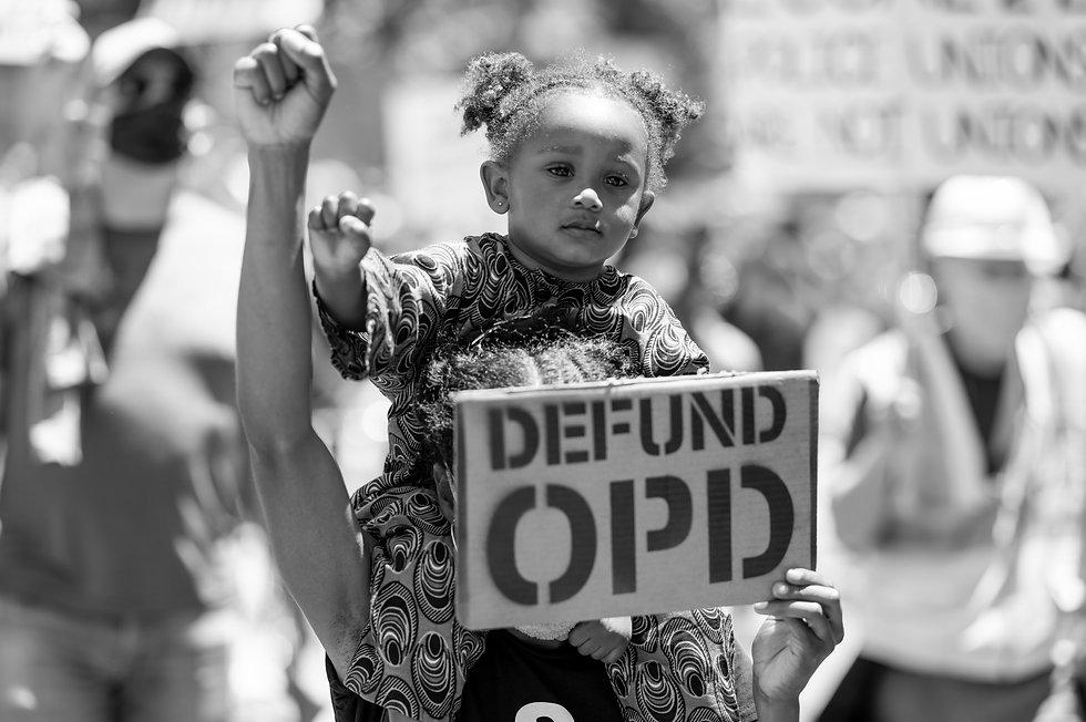 June 19, 2020 Juneteenth Protests Oaklan