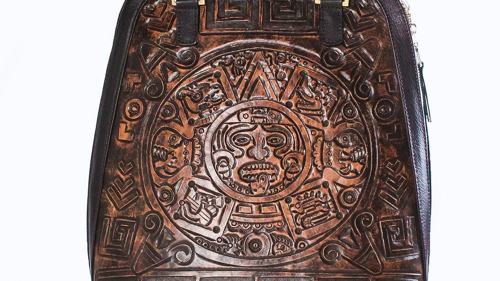 Purse Aztec Back Pack