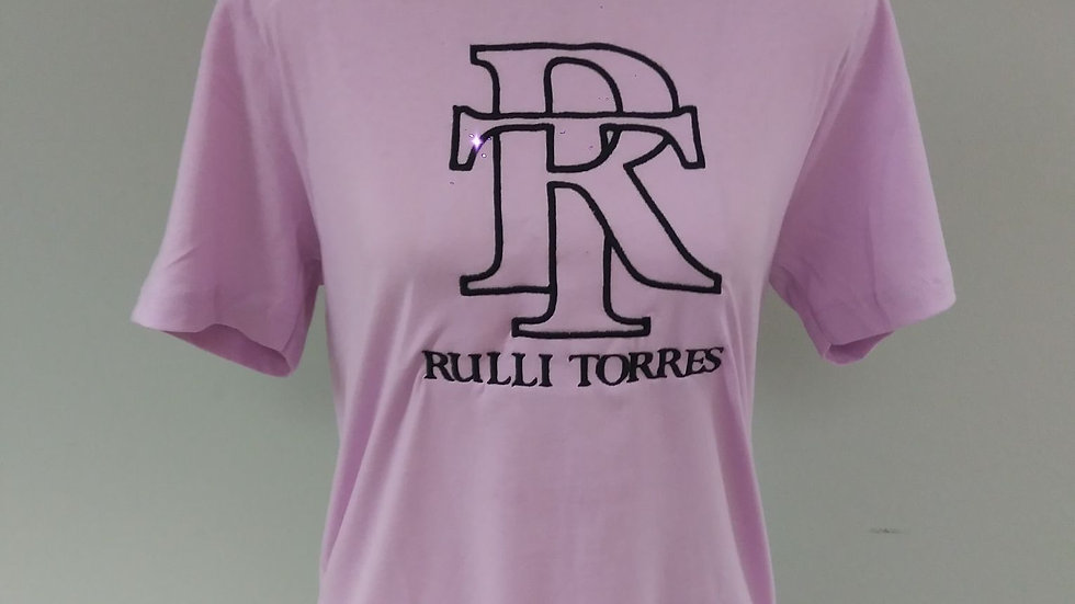 Rulli PINK Tee Embroidered