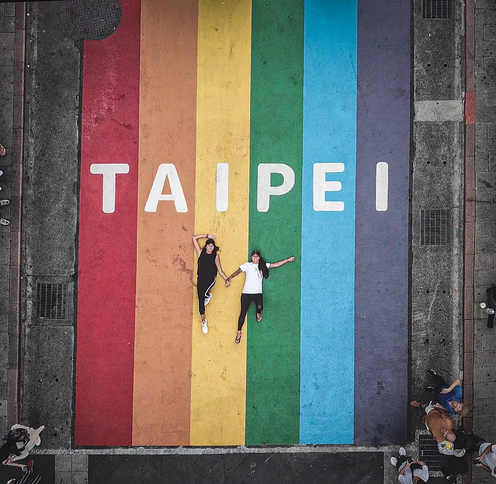 Taiwan Gay Pride 2019 - Our Experience | On Airplane Mode