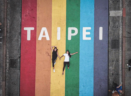 Taiwan Gay Pride 2019 - Our Experience