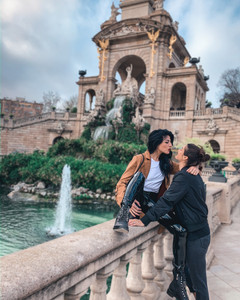 Park Ciutadella in Barcelona, Spain | On Airplane Mode