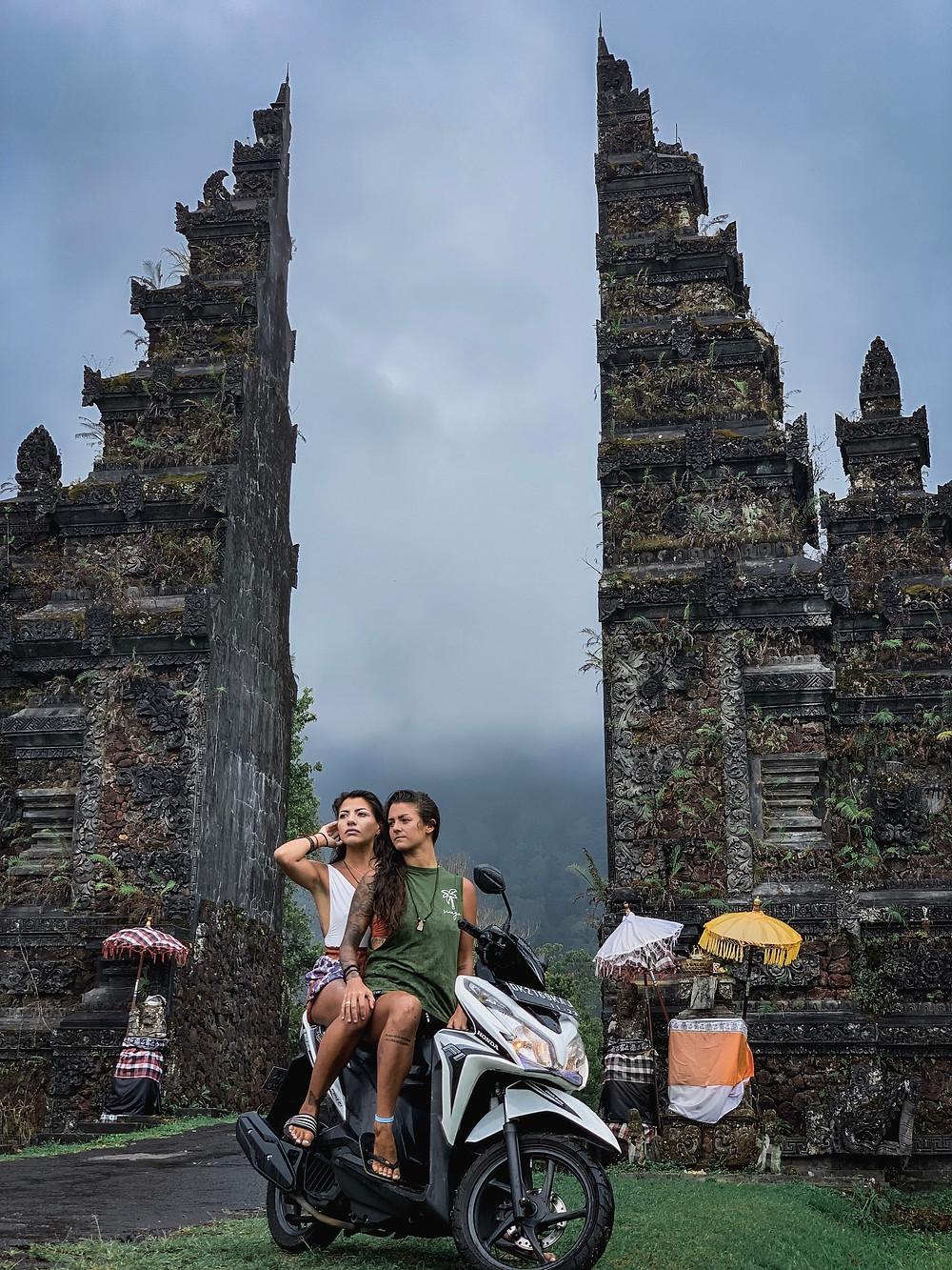 Gates of Herrada in Ubud, Bali | On Airplane Mode