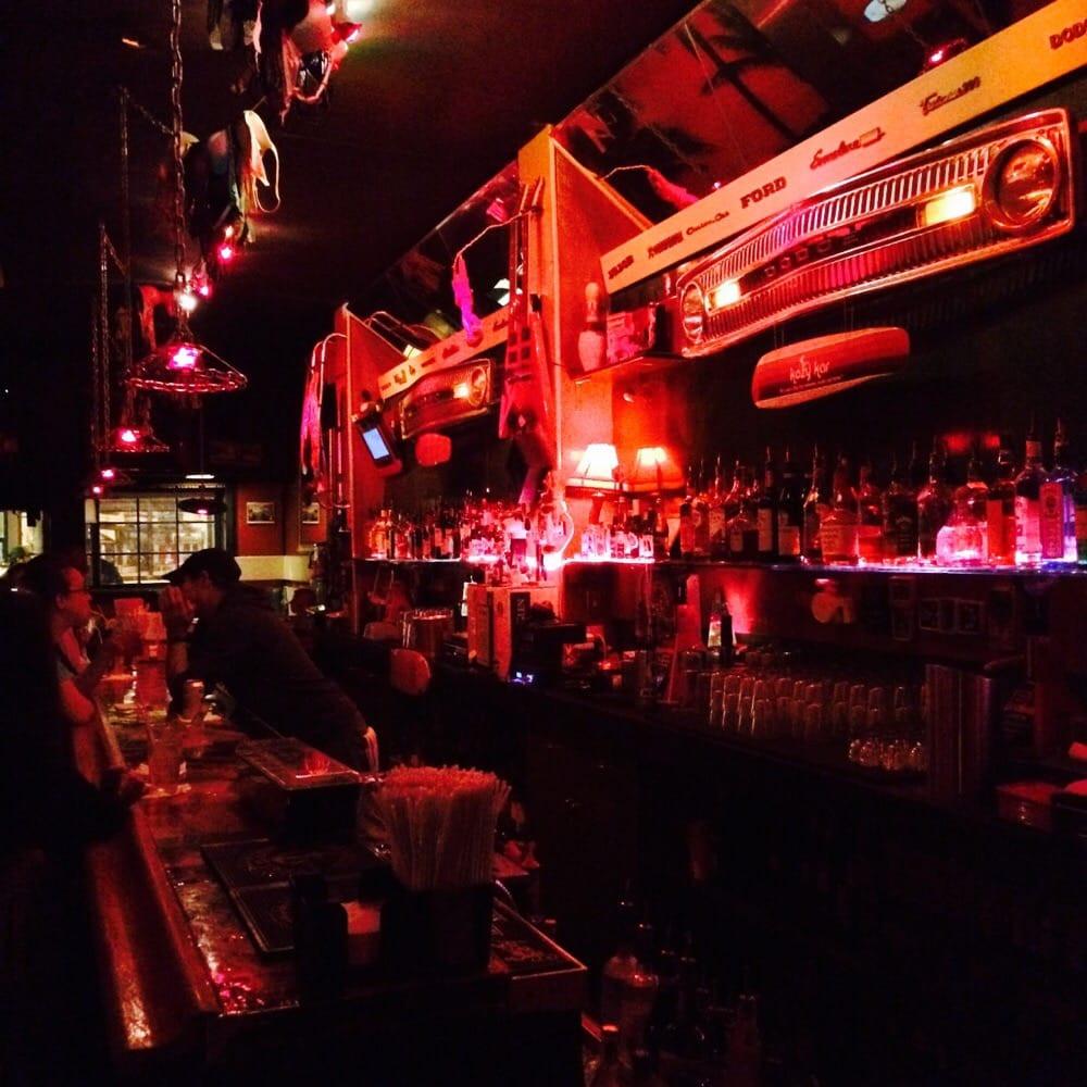 Kozy Kar Bar in San Francisco | On Airplane Mode