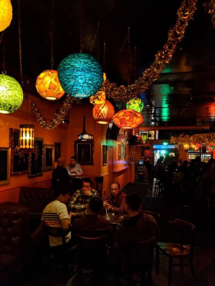 Casanova Lounge - Lesbian Bar in San Francisco | On Airplane Mode