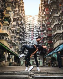 Yik Fat Building in Hong Kong | On Airplane Mode