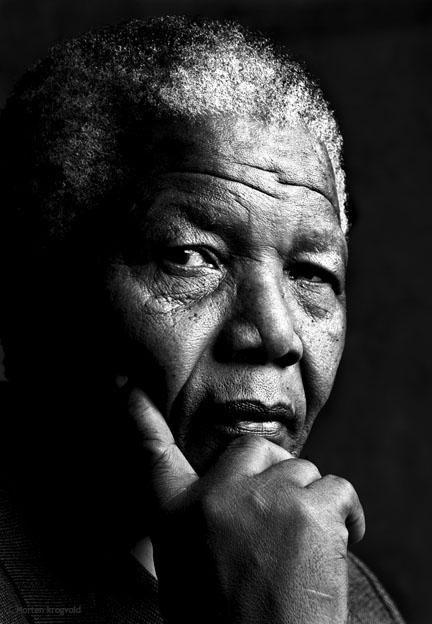 Nelson Mandela | On Airplane Mode
