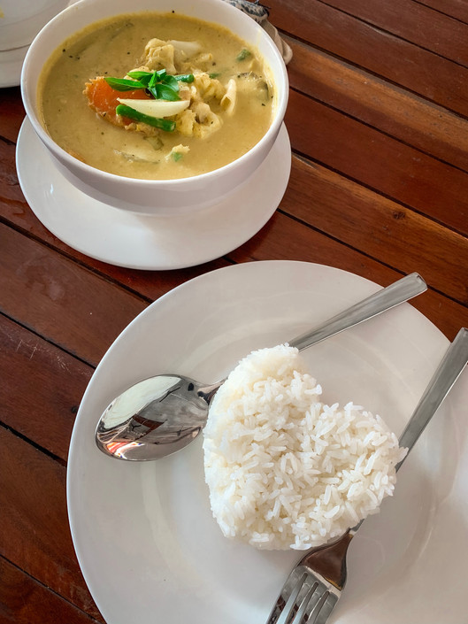 Cambodian Curry | On Airplane Mode