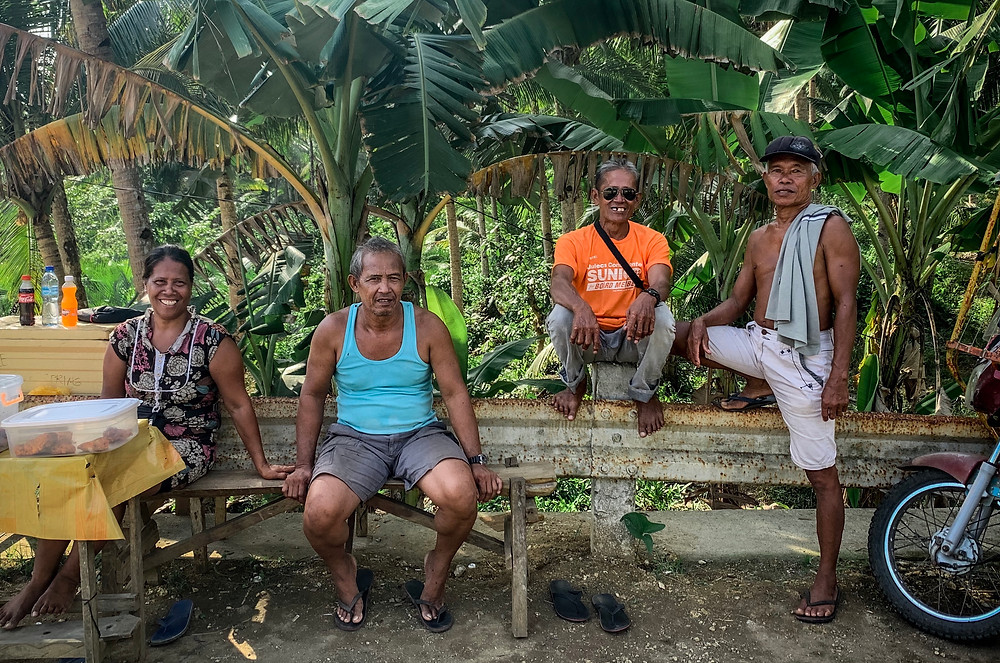 Locals in Siargao, Philippines   On Airplane Mode
