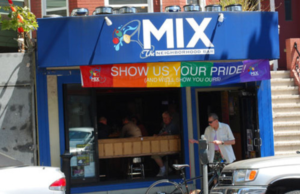 The Mix Gay Bar in San Francisco | On Airplane Mode