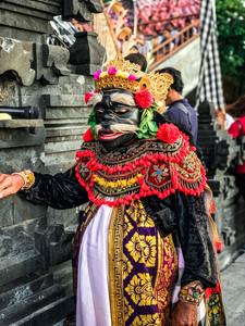 Kecak Fire Dancer - Uluwatu, Bali   On Airplane Mode