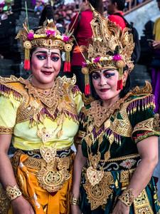 Kecak Fire Dancers Ulutwatu, Bali   On Airplane Mode