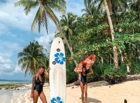Siargao- A Surfer's Paradise