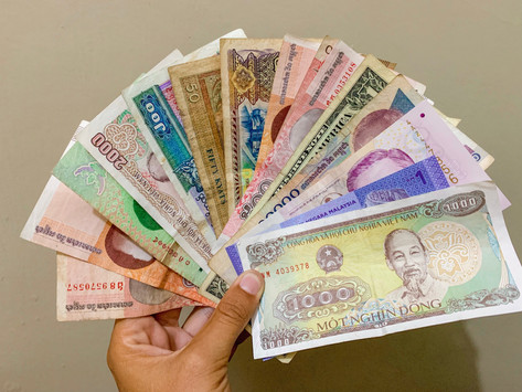 Don't Get Fooled- South East Asia Money Tips