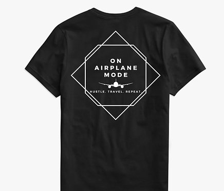 On Airplane Mode T-shirt