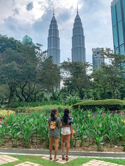 Kuala Lumpur, Malaysia | On Airplane Mode