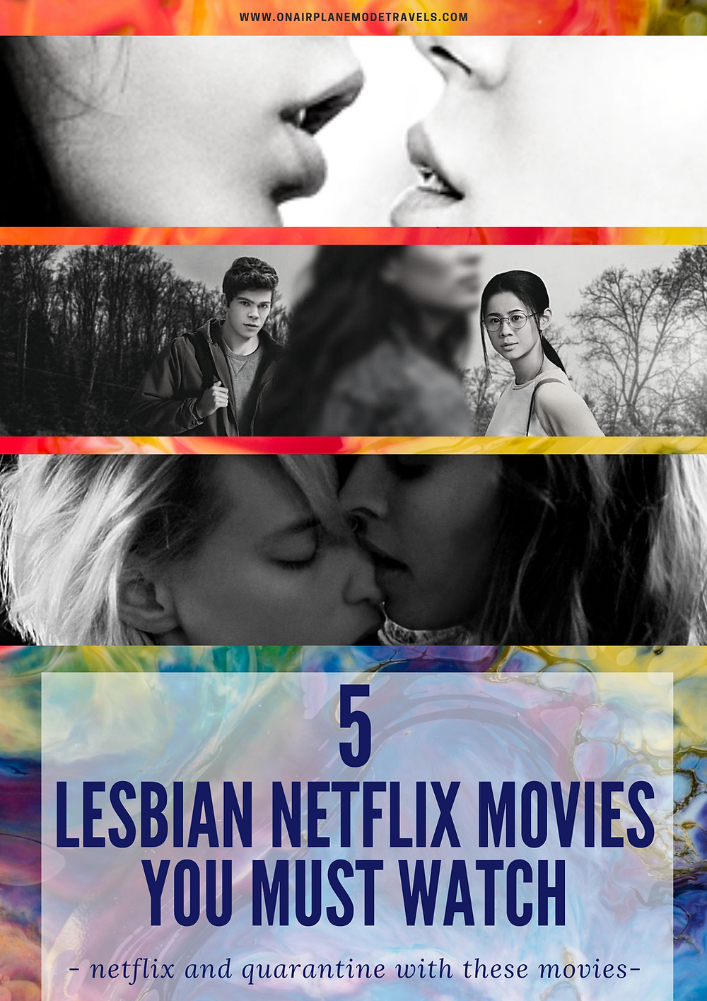 Top 5 Netflix Lesbian Movies to Watch