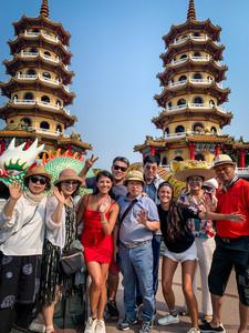 Dragon and Tiger Pagoda | On Airplane Mode