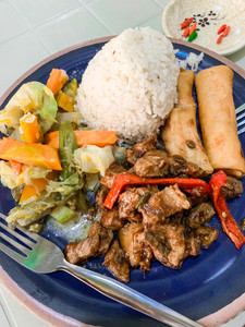Food in the Philippines | On Airplane Mode